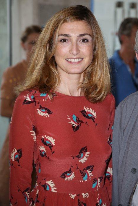 Julie Gayet à la cérémonie de clôture du 9ème Festival du Film d\