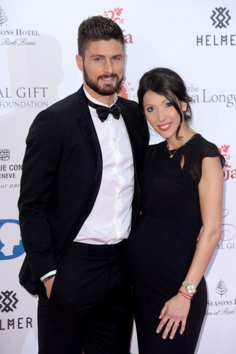 Jennifer et Olivier Giroud : le couple sexy plus uni que jamais