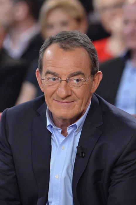 Jean-Pierre Pernaut sur le plateau de l\