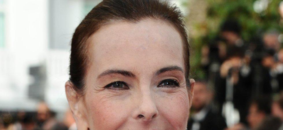 Carole Bouquet : elle s'est rasée la tête !