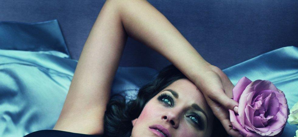 Marion Cotillard, renversante pour la nouvelle campagne Lady Dior