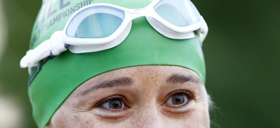 Pippa Middleton, épuisée mais souriante après 76 km dans l'eau glacée !