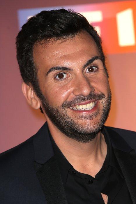 """Laurent Ournac au photocall de """"Danse avec les stars 6"""" devant TF1 à Boulogne-Billancourt, le 7 octobre 2015."""