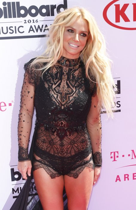 Britney Spears assiste à la soirée des Billboard Music Awards à Las Vegas, le 22 mai 2016.