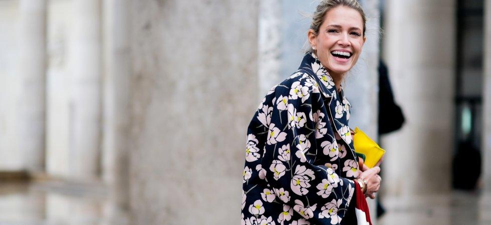 3 astuces pour inviter l'imprimé floral dans sa garde-robe