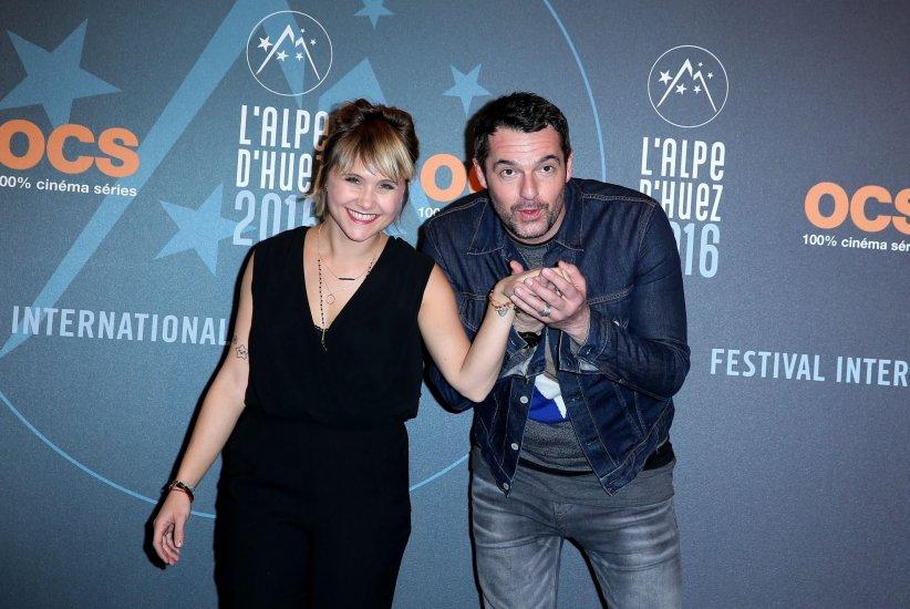 Bérengère Krief et Arnaud Ducret assistent à la soirée de clôture du 19e Festival International du Film de Comédie de l\