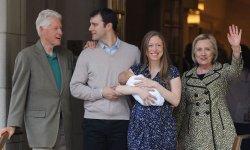 La fille d'Hillary Clinton est maman !