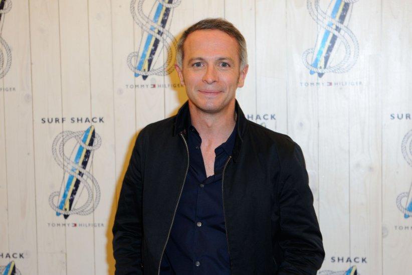 Samuel Etienne assiste au lancement de la collection Surf Shack de Tommy Hilfiger, à Paris, en juin 2013.