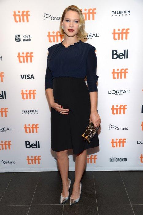 Léa Seydoux lors du Festival du Film de Toronto, le 11 septembre 2016.