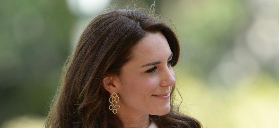 Kate Middleton : les secrets de son brushing parfait dévoilés