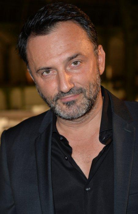 Frédéric Lopez lors de la soirée d\