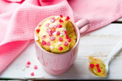 Mugcake coco