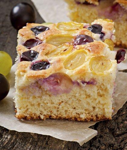 Cake au raisin de saison