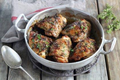 Marinade Peri Peri pour des hauts de cuisse de poulet