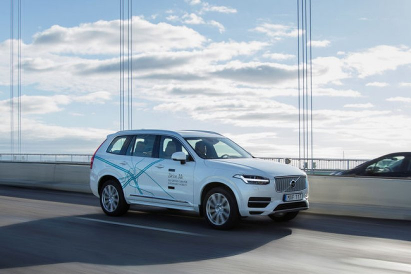 Volvo veut mener des tests en Chine