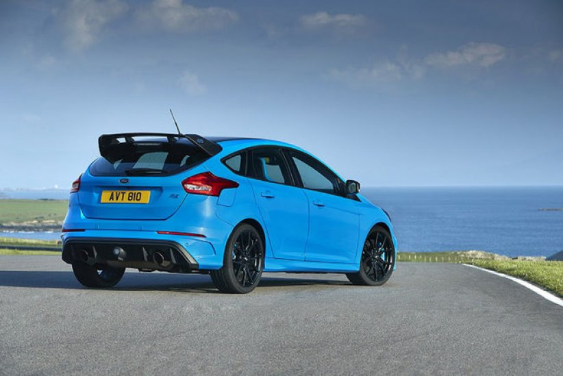 Nouvelle Ford Focus RS Edition