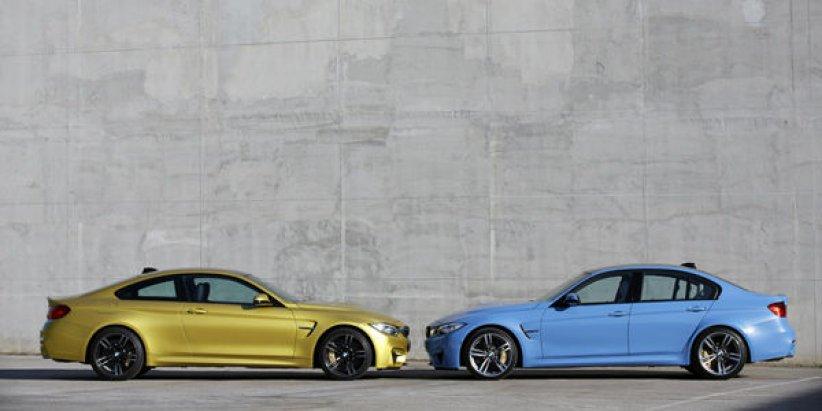Competition Package pour les BMW M3 et M4