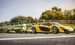 McLaren P1: les versions miniatures