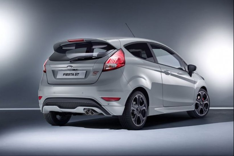 Nouvelle Ford Fiesta ST200