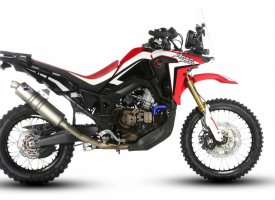 Une Honda Africa Twin Rally par RedMoto