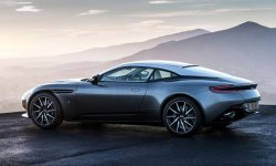 Aston Martin DB11 : en production