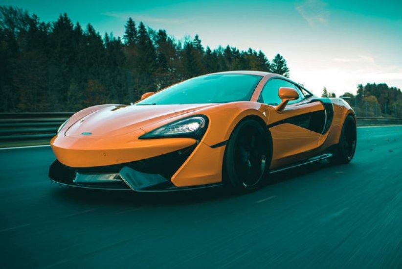 La McLaren 570S revue par Novitec