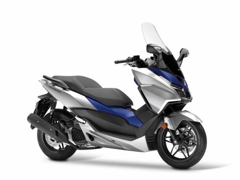 Nouveau Honda Forza 125 2017