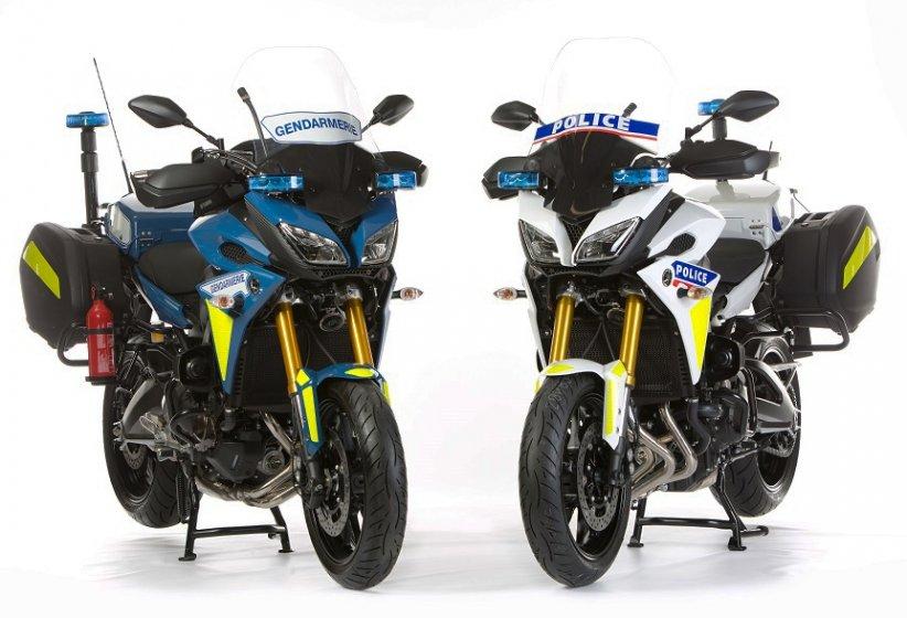 Yamaha Tracer 900 - Police Gendarmerie Douane