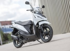 Suzuki Address 110 : l'ABS pour sa version Euro4 ?
