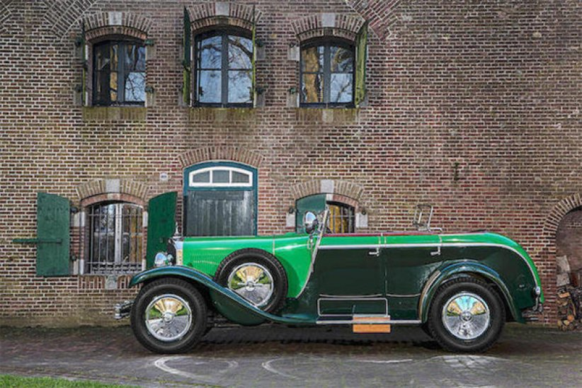 Bonhams : vente Mercedes-Benz