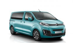 Space Tourer : le van connecté de Citroën