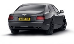 Bentley Flying Spur V8 S Black Ed.