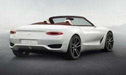 Concept électrique Bentley EXP 12 Speed 6e
