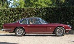 Enchères: Maserati Mexico prototype
