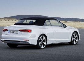 Tarif Audi A5 Cabriolet, à partir de 48900 euros