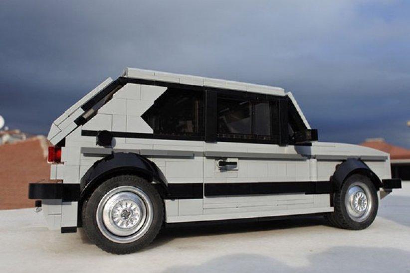 Lego : une Golf GTI MkI en approche ?