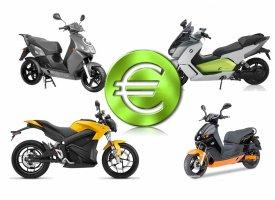 Prime écologique motos et scooters électriques : comment ça marche ?