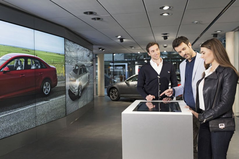 Audi City s'installe à Paris