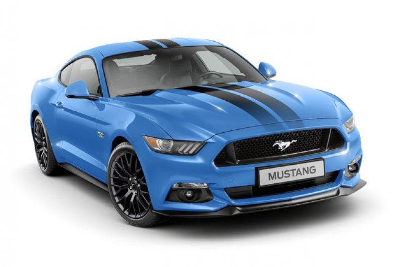 Ford Mustang : deux séries spéciales