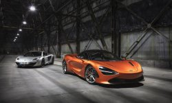McLaren 720S : production lancée