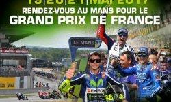 France 3 diffuse le GP de France moto et l'actualité du MotoGP en 2017 et en 2018 !