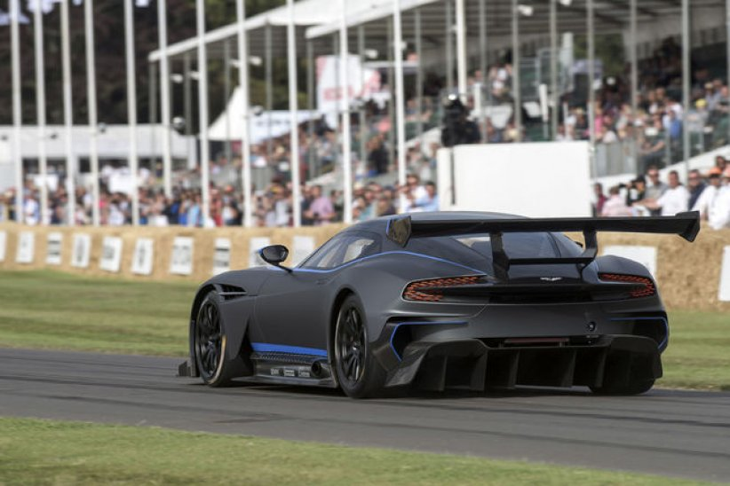 Programme Aston Martin à Goodwood