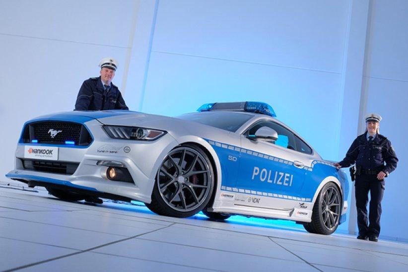 Essen : Mustang GT Tune it! Safe!