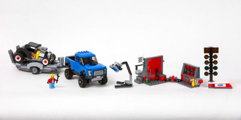 Ford entre au catalogue de Lego