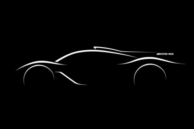 Hypercar Mercedes-AMG Project One