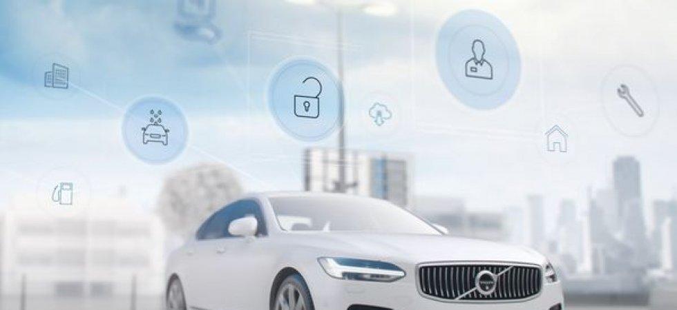 Volvo teste la conciergerie en lien avec la voiture connectée