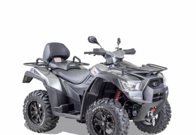 Nouvelle gamme quad Kymco 2017 E4
