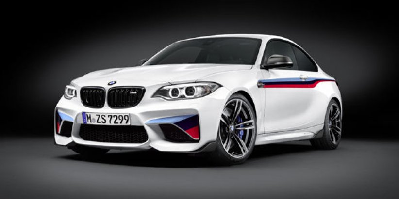 BMW M2 : le pack M Performance