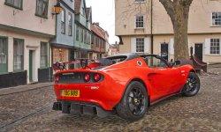 Lotus Elise Cup 250 : la plus puissante des Elise