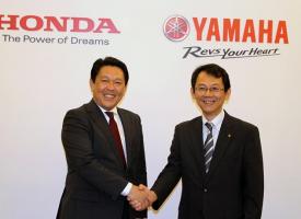Honda et Yamaha bientôt associés dans la production de scooters ?